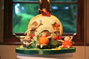Some Fruity Friends Celebration Cake
