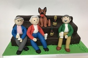 Sugar Spectators at Lords