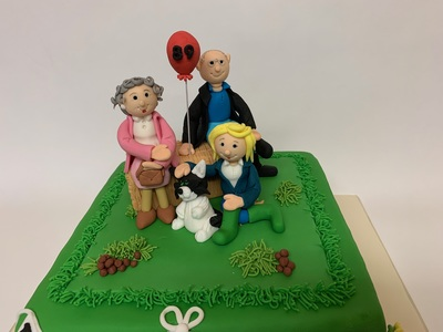 Bespoke Topper for Joint 50th and 89th
